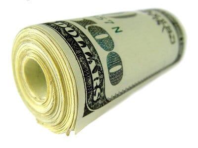 Roll of cash
