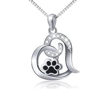 Forever Love Heart Pendant Necklace